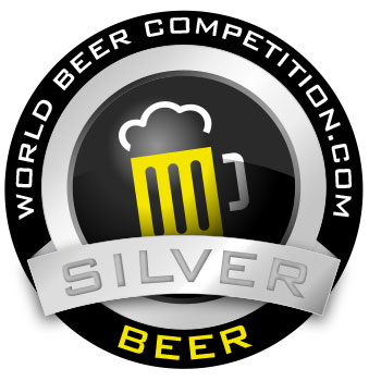World Beer Competition - Silver Award