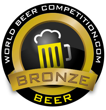 World Beer Competition - Bronze Award