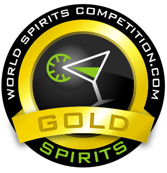World Spirits Competition - Gold Award