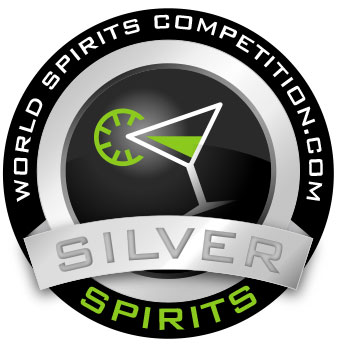 World Spirits Competition - Silver Award