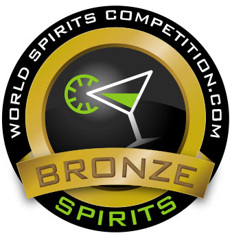 World Spirits Competition - Bronze Award