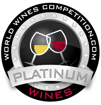 World Wines Competition - Platinum Award