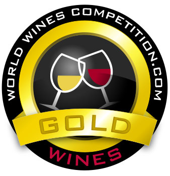 World Wines Competition - Gold Award