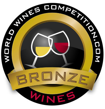 World Wines Competition - Bronze Award