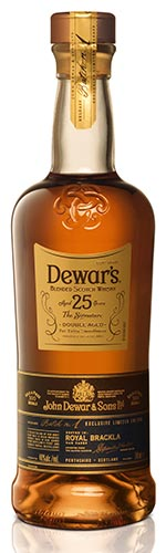 Dewar's 25 Years Old The Signature