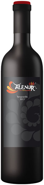 Alenur 2014 Tempranillo, Olé, DO