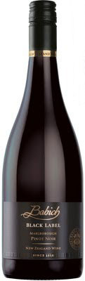 Babich Wines 2014 Pinot Noir, Black Label