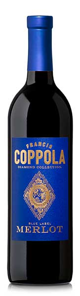 Diamond Collection Blue Label Merlot