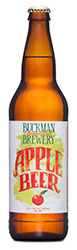 Buckman Botanical Apple Beer