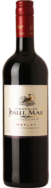 Chateau Paul Mas 2014 Merlot