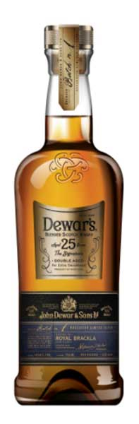 Dewar's 25yo - The Signature