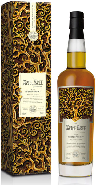 The Spice Tree The Spice Tree, Vatted Malt Whisky, Highland