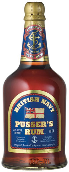 Pusser's 3 Year Old Rum