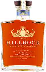 hillrock estate single malt whiskey