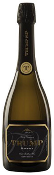 Trump Winery 2008 Brut Reserve, Estate Bottled